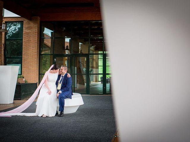 La boda de Victor y Irene en Algete, Madrid 86
