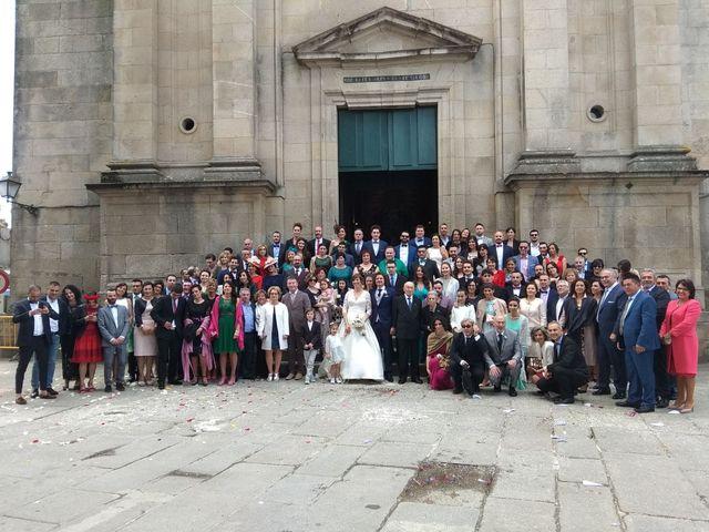 La boda de Cristian y Silvia en Padron, A Coruña 7