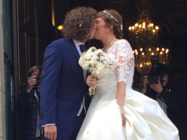 La boda de Cristian y Silvia en Padron, A Coruña 8