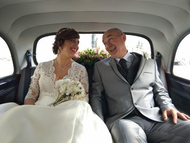 La boda de Cristian y Silvia en Padron, A Coruña 10