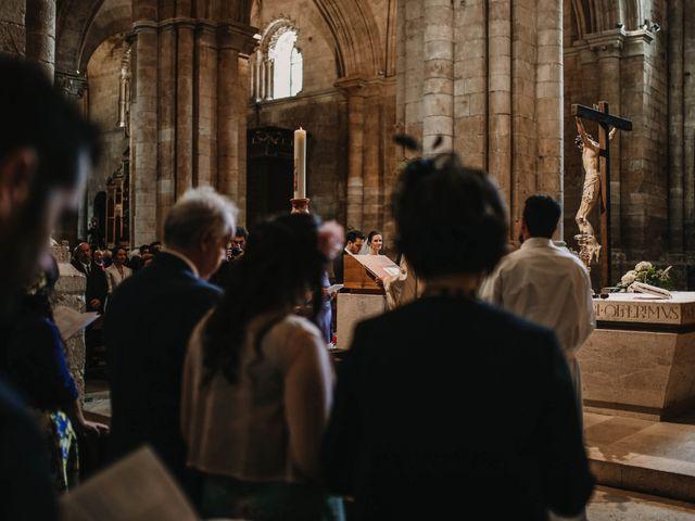 La boda de Giovanni y Canto en Toro, Zamora 30
