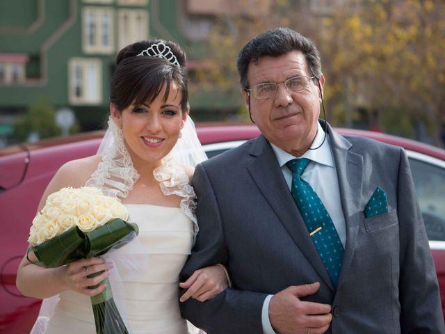 La boda de Cristina y David  en Valencia, Valencia 17