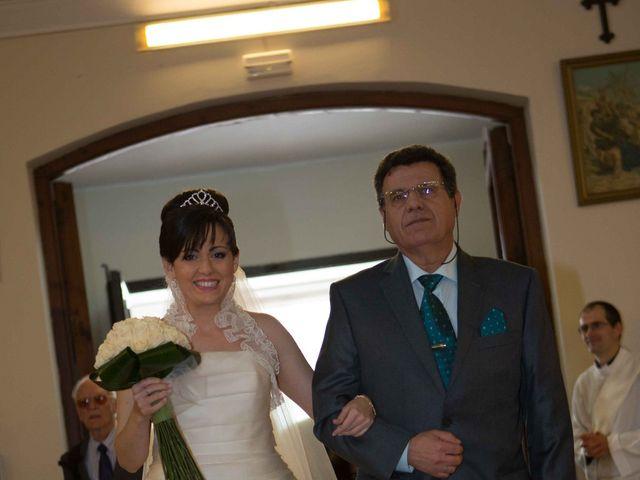 La boda de Cristina y David  en Valencia, Valencia 19