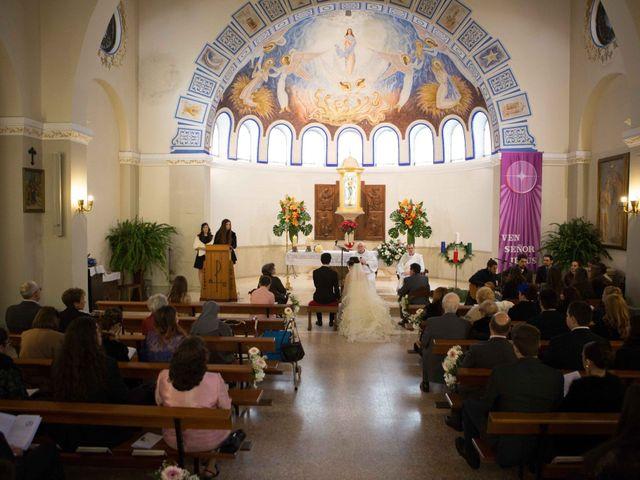 La boda de Cristina y David  en Valencia, Valencia 20