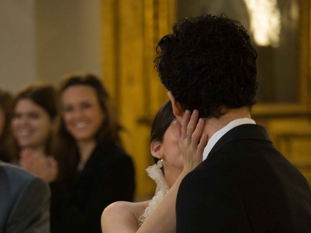 La boda de Cristina y David  en Valencia, Valencia 26