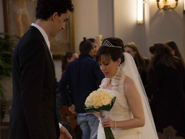 La boda de Cristina y David  en Valencia, Valencia 29