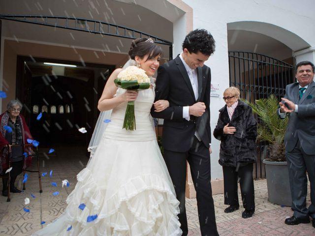 La boda de Cristina y David  en Valencia, Valencia 30
