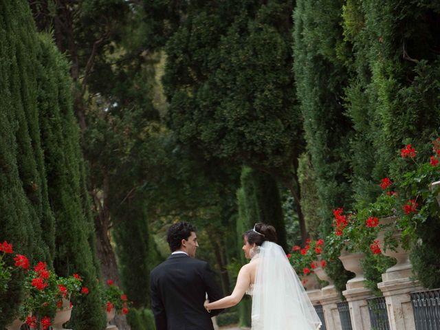 La boda de Cristina y David  en Valencia, Valencia 33