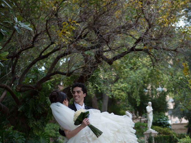 La boda de Cristina y David  en Valencia, Valencia 34