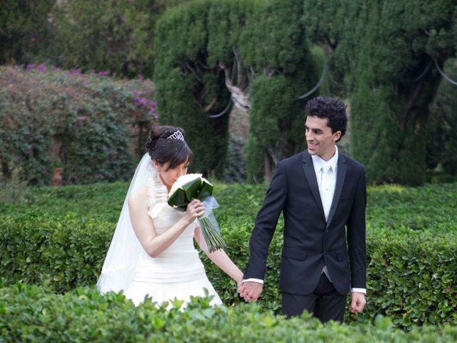 La boda de Cristina y David  en Valencia, Valencia 37