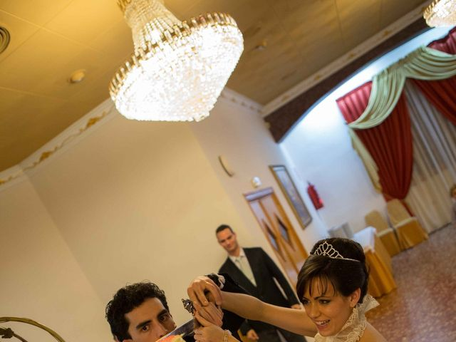 La boda de Cristina y David  en Valencia, Valencia 41