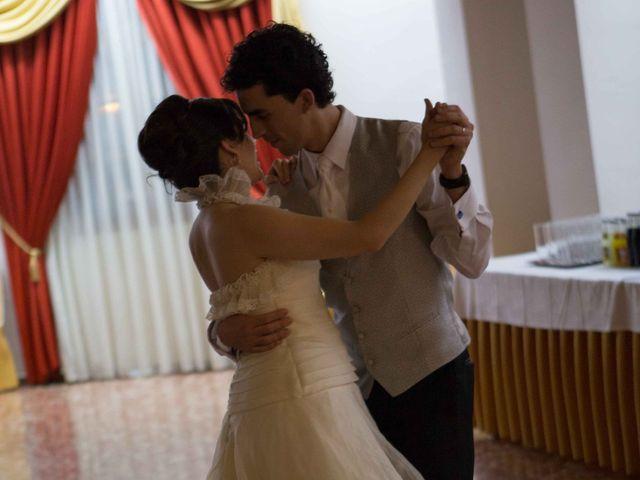 La boda de Cristina y David  en Valencia, Valencia 44