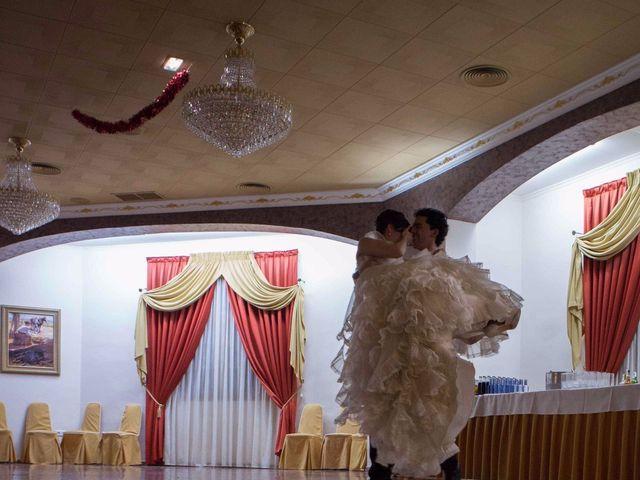 La boda de Cristina y David  en Valencia, Valencia 45