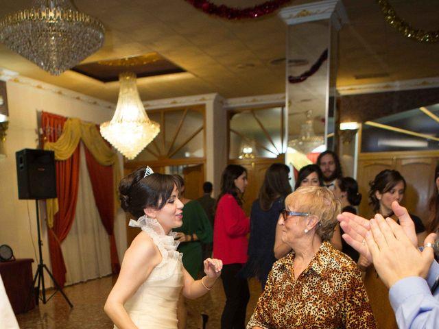 La boda de Cristina y David  en Valencia, Valencia 47