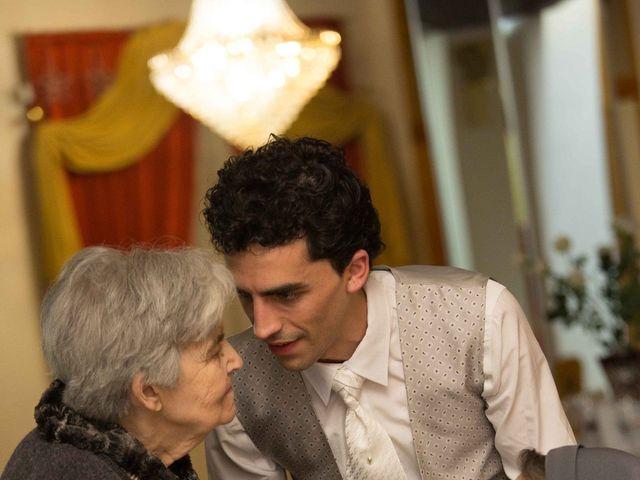 La boda de Cristina y David  en Valencia, Valencia 48