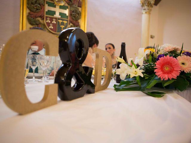 La boda de Cristina y David  en Valencia, Valencia 49
