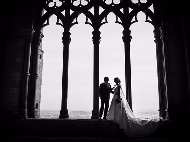 La boda de Neus y Joan Baptista