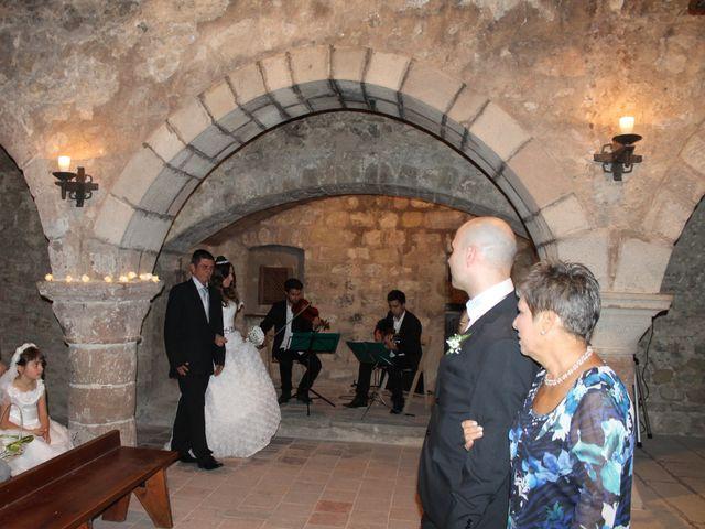 La boda de Cesar y Mileidys en Igualada, Barcelona 3