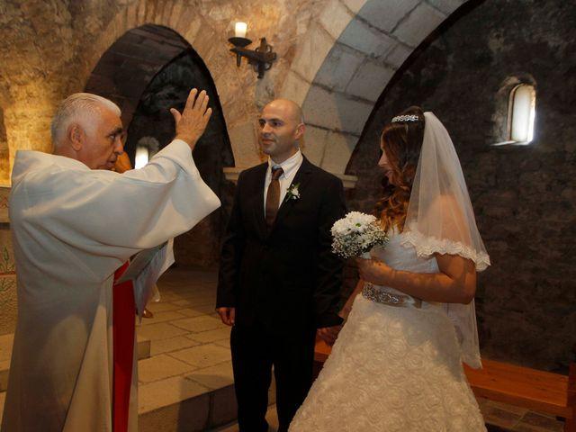 La boda de Cesar y Mileidys en Igualada, Barcelona 1