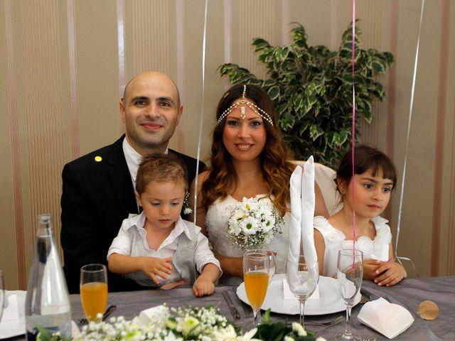La boda de Cesar y Mileidys en Igualada, Barcelona 2