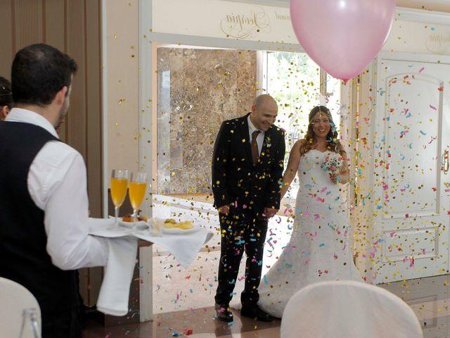 La boda de Cesar y Mileidys en Igualada, Barcelona 6