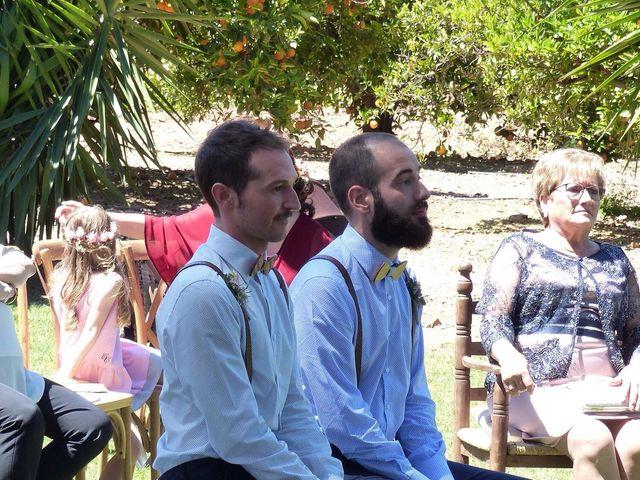 La boda de Enric y José Manuel