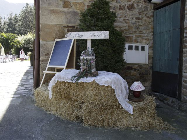 La boda de Gorka y Sarai en Abadiño, Vizcaya 1