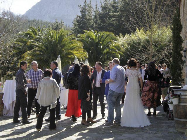 La boda de Gorka y Sarai en Abadiño, Vizcaya 5