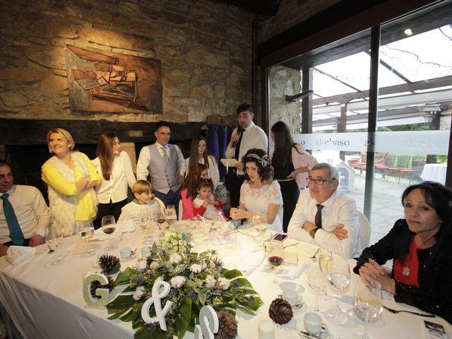 La boda de Gorka y Sarai en Abadiño, Vizcaya 9