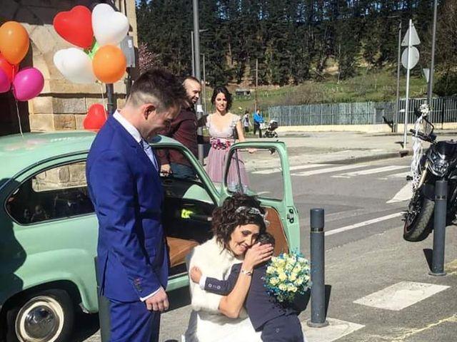 La boda de Gorka y Sarai en Abadiño, Vizcaya 14