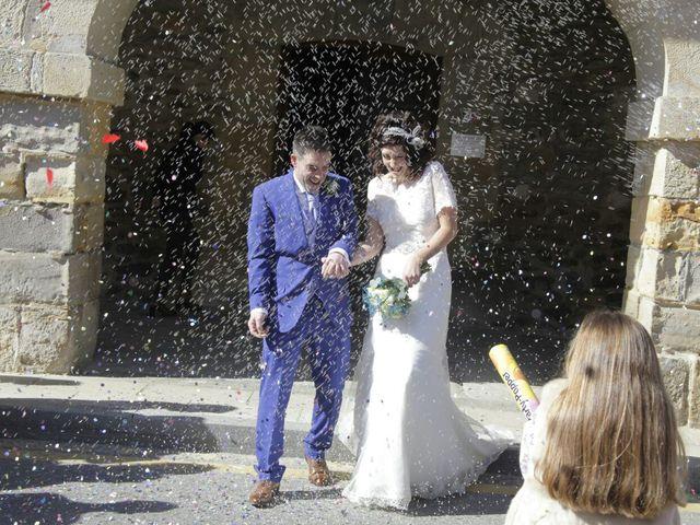 La boda de Gorka y Sarai en Abadiño, Vizcaya 18