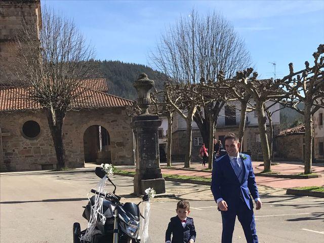 La boda de Gorka y Sarai en Abadiño, Vizcaya 19