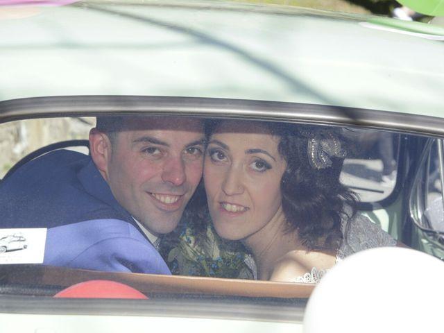 La boda de Gorka y Sarai en Abadiño, Vizcaya 25