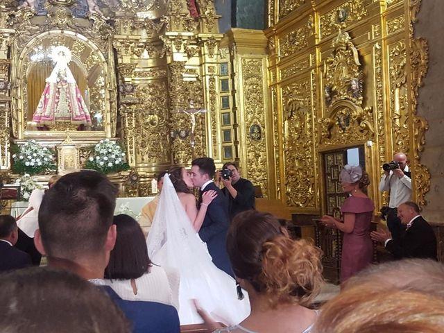 La boda de Ricardo y Mónica en Bejar, Salamanca 1