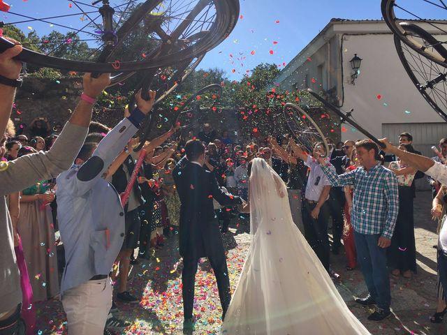 La boda de Ricardo y Mónica en Bejar, Salamanca 4