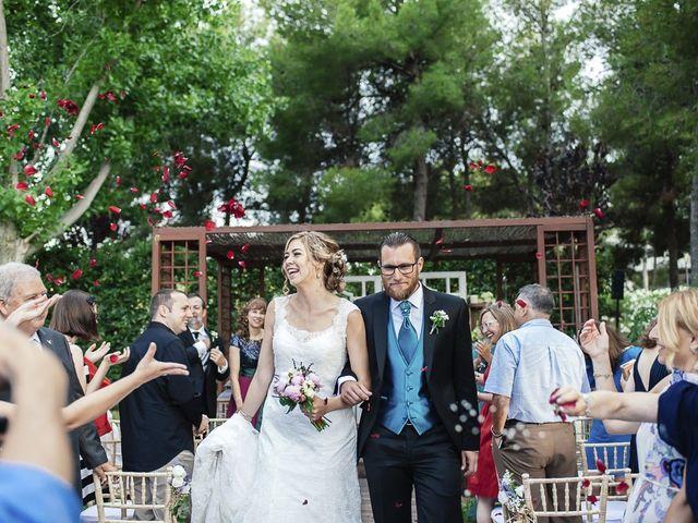 La boda de Xelo y Néstor