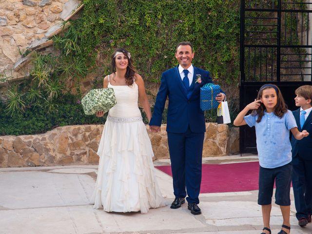 La boda de Rosa María y Pedro