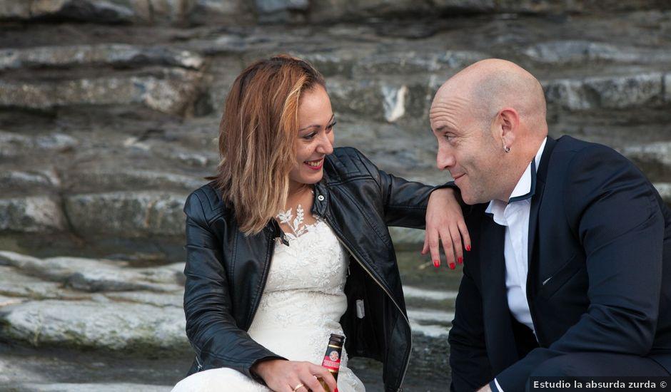 La boda de Pedro y Nerea en Erandio, Vizcaya