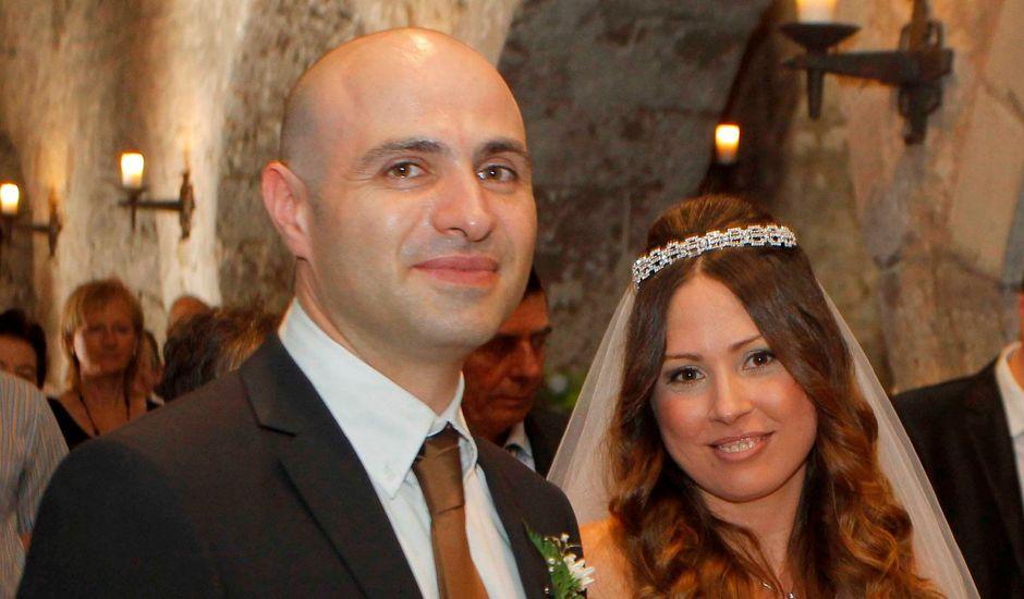La boda de Cesar y Mileidys en Igualada, Barcelona