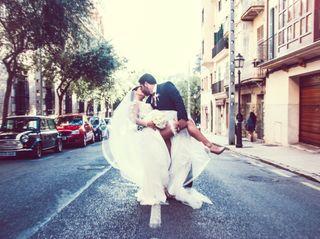 La boda de Blanca y Simón