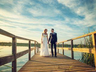 La boda de Cristina y Emili