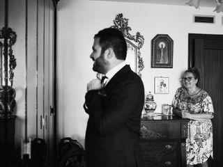 La boda de Andrea y Víctor 2
