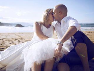 La boda de Sara y Ieltxu