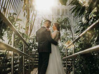 La boda de Silviu y Andrea