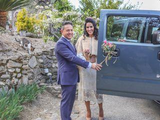 La boda de Liamare y Antonio 1
