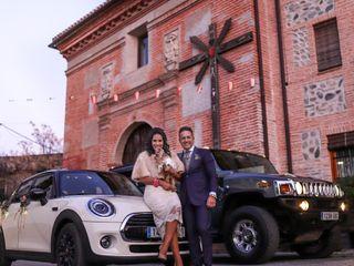 La boda de Liamare y Antonio 3