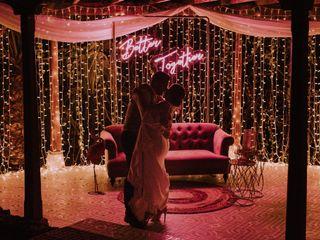 La boda de Tamara y Tana