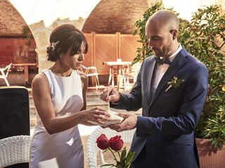 La boda de Eva y Ramón