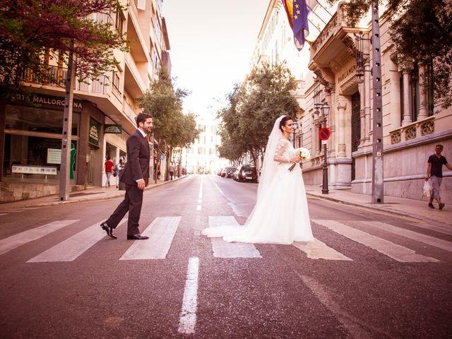 La boda de Simón y Blanca en Palma De Mallorca, Islas Baleares 2