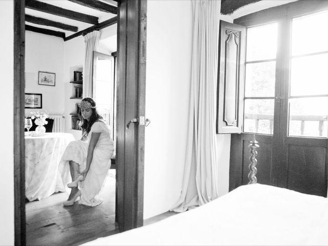 La boda de Anton y Kiti en Meres (Siero), Asturias 1